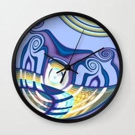 Cyclop's Grin Wall Clock