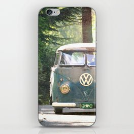 Peace Love Nature iPhone Skin