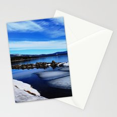 Tahoe City Stationery Cards