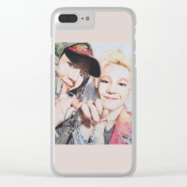Namsong Selca Clear iPhone Case