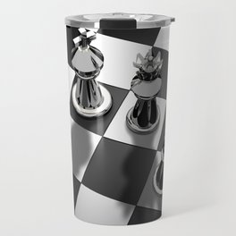 Chess 2 Travel Mug