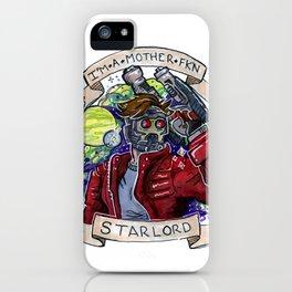 The Original Starboy iPhone Case