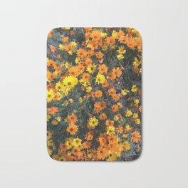 California Super Bloom Bath Mat