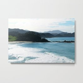 can you spot the surfer? Metal Print