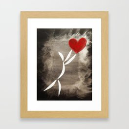 Undefined I Framed Art Print