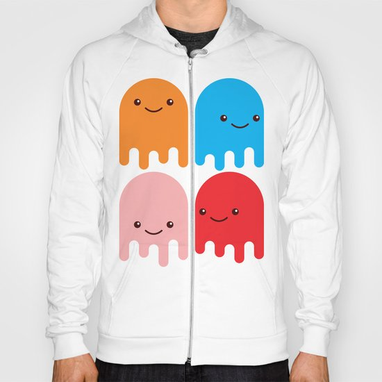 Friendly Ghosts Hoody