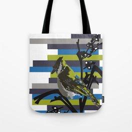 VANISHING BIRD Tote Bag