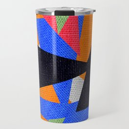Deko Art Travel Mug