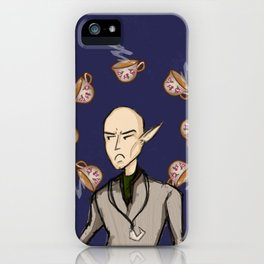 Dragon Age: Solas the #1 tea hater iPhone Case