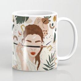 Art enjoy painting Coffee Mug