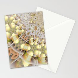 Random 3D No. 660 Stationery Cards