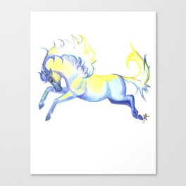 Air Horse Canvas Print