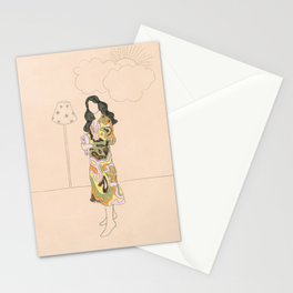 Crystal Visions Book Stationery Cards