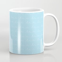 Waves in Sky Coffee Mug