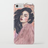 charli xcx iPhone & iPod Cases featuring Charli by The vintage icon