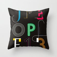 Jpeople Magazine 13 Throw Pillow