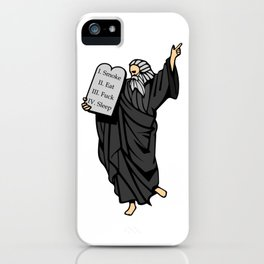 The Divine Order iPhone Case