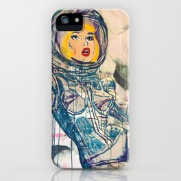 """Falling"" iPhone Case"