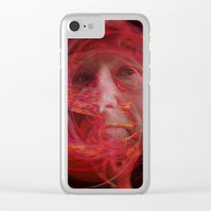 Reincarnation Clear iPhone Case