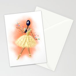 Colours of the Wind Stationery Cards