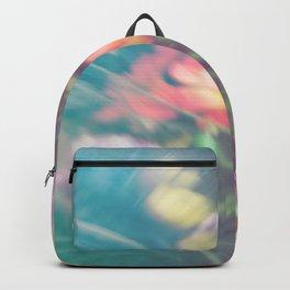 Garden flowers Backpack
