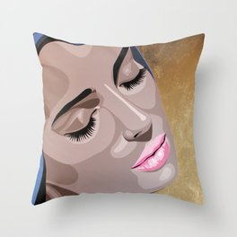 Songe Divin  Throw Pillow