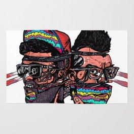 Bass Brothers Rug