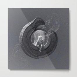 Mystic Pebbles No. 3 Metal Print