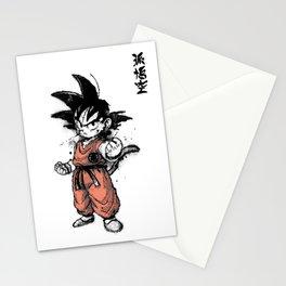 Saiyan Ink Stationery Cards