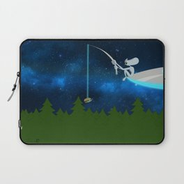 Fishing for Humans Laptop Sleeve