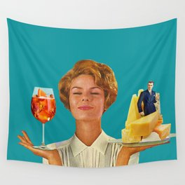 Weekend Plans Wall Tapestry