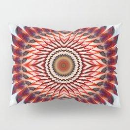 Windmill mandala Pillow Sham