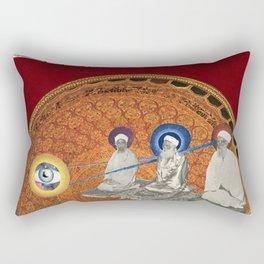 Envisioning the Cosmic Nucleus Rectangular Pillow
