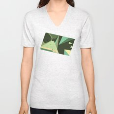 Maneuver Unisex V-Neck