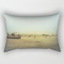Wild Beach Rectangular Pillow