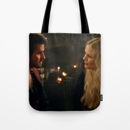 CAPTAIN SWAN IN A TAVERN #1 Tote Bag
