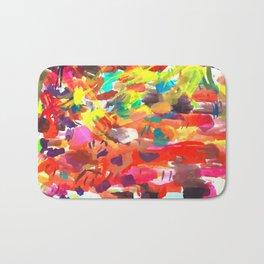My working palette Bath Mat