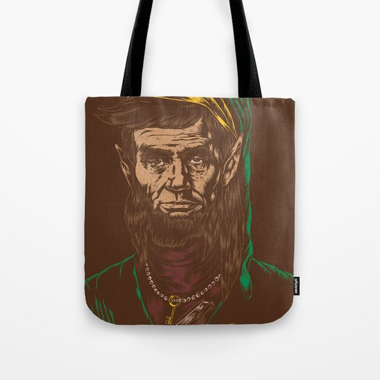 Abraham LINKoln Tote Bag