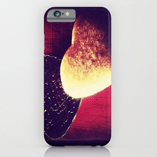 2 hearts iPhone & iPod Case