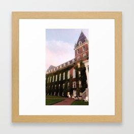 Fenwick Framed Art Print