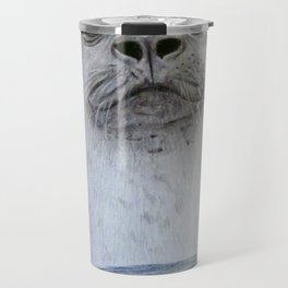 British Wildlife - Grey Seal Travel Mug