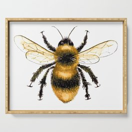 Bumble Bee Serving Tray