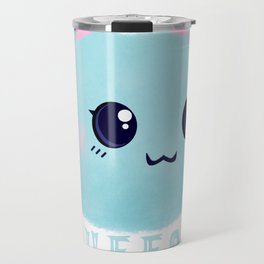 Introducing Fluffoon The Cutest Fluff In The World Travel Mug