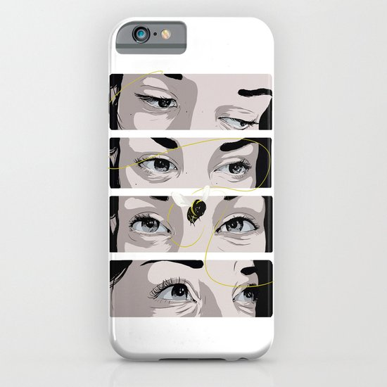 The Apiarist  iPhone & iPod Case
