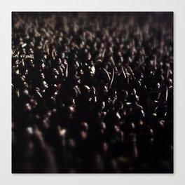 Razzmatazz Crowd (M83 concert) Canvas Print