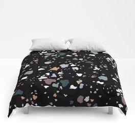 Black Liquorice Comforters
