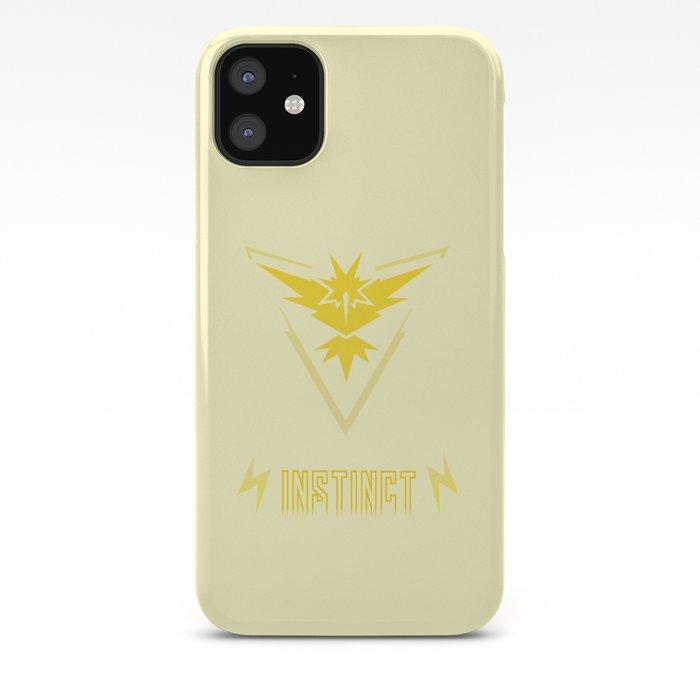 Pokemon Go Team Instinct iPhone 6S / 6 Case