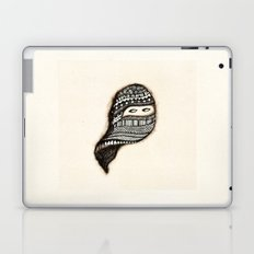 wo-man Laptop & iPad Skin