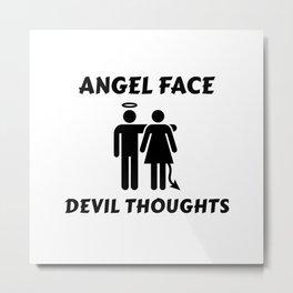 Perfect Couple Metal Print