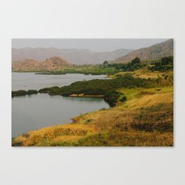 Beautiful India Canvas Print
